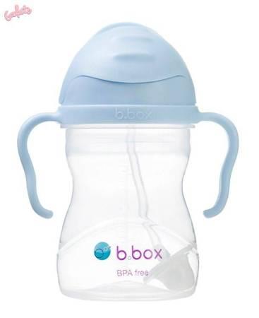 B.BOX Innowacyjny bidon ze słomką Bubblegum