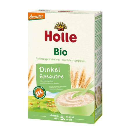Bezmleczna Kaszka Orkiszowa Pełnoziarnista 5m+ Bio Holle