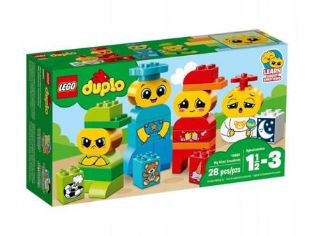 KLOCKI LEGO 10861 Duplo Moje pierwsze emocje