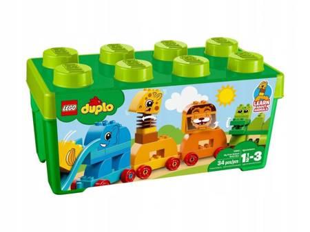 KLOCKI LEGO 10863 Duplo Pociąg ze zwierzątkami