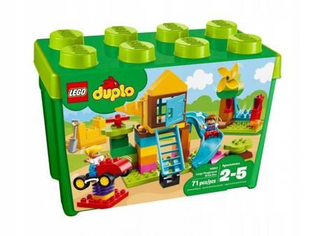 KLOCKI LEGO 10864 Duplo Duży plac zabaw