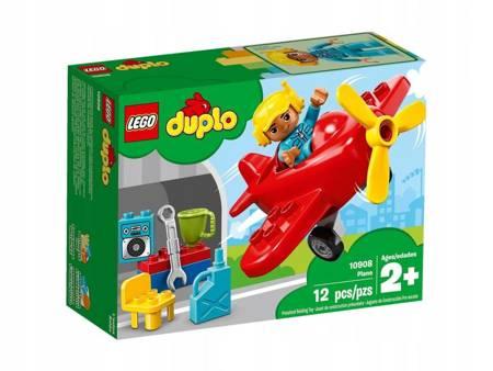 KLOCKI LEGO 10908 Duplo Samolot