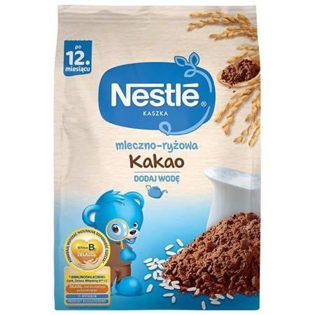 Kaszka mleczno-ryżowa Kakao 12m+ 230g Nestle