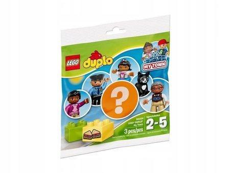 Klocki LEGO 30324 Duplo Moje miasto My Town