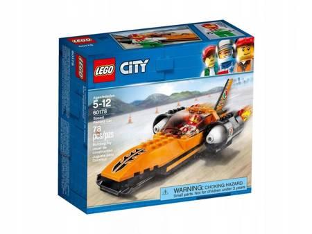 Klocki LEGO 60178 City Wyścigowy Samochód
