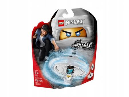 Klocki LEGO 70636 Ninjago Zane - mistrz Spinjitzu