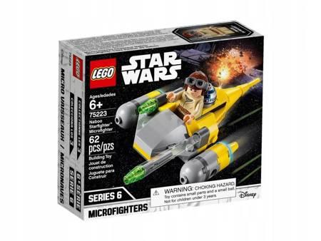 Klocki LEGO 75223 Star Wars Naboo Starfighter