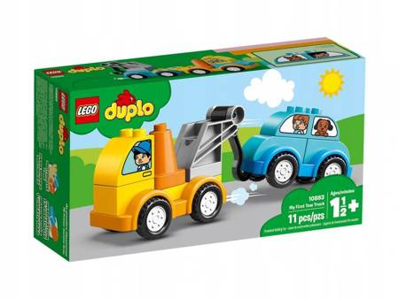 LEGO 10883 Duplo Mój pierwszy holownik