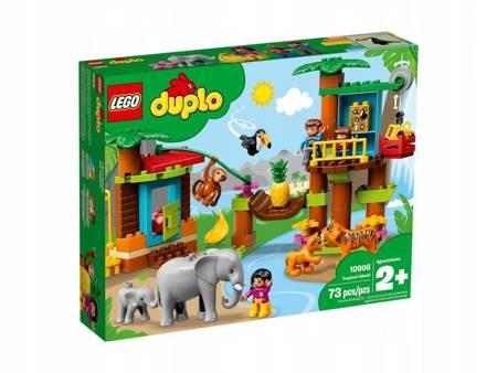 LEGO 10906 Duplo Tropikalna wyspa