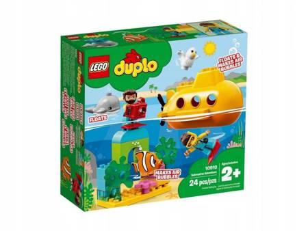 LEGO 10910 Duplo Przygoda w łodzi podwodnej