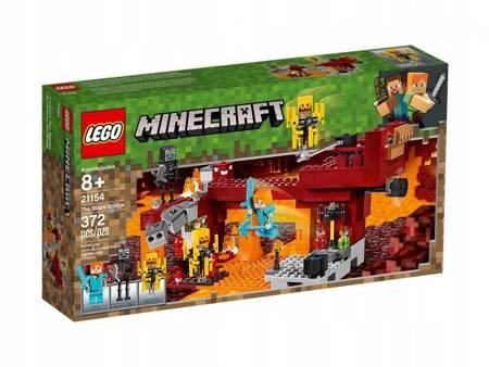 LEGO 21154 Minecraft Most Płomyków   Majnkraft