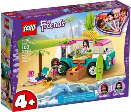 LEGO 41397 Friends Food truck z sokami