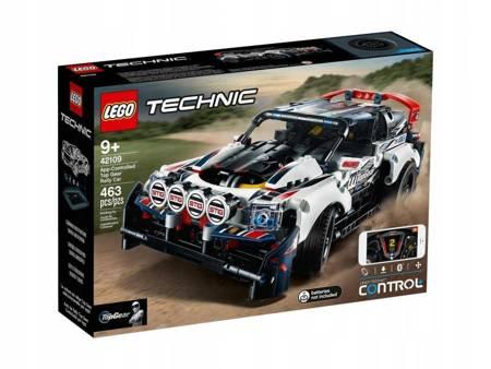 LEGO 42109 Technic Auto wyścigowe Top Gear sterowa
