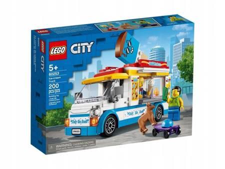 LEGO 60253 City Furgonetka z lodami