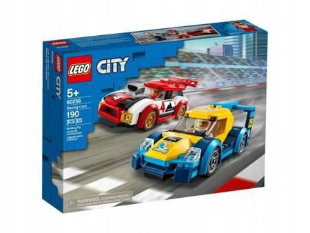 LEGO 60256 City Samochody wyścigowe