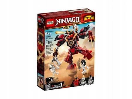 LEGO 70665 Ninjago Mech - samuraj