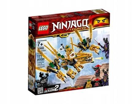 LEGO 70666 Ninjago Złoty Smok