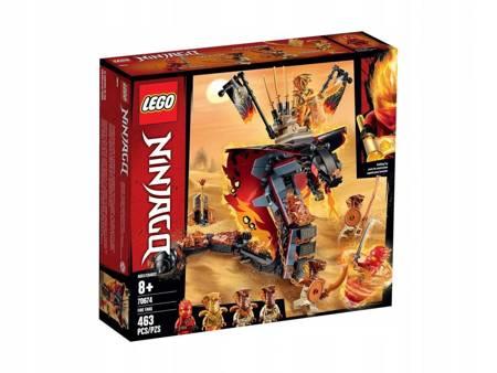 LEGO 70674 Ninjago Ognisty kieł