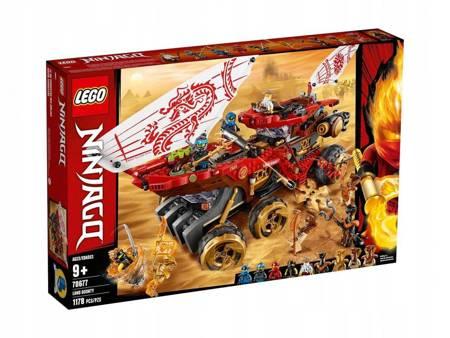 LEGO 70677 Ninjago Perła Lądu