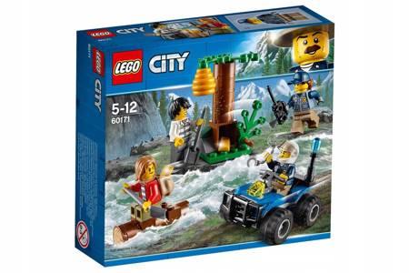 LEGO City 60171 Uciekinierzy w górach