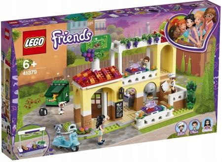 LEGO FRIENDS 41379 Restauracja w Heartlake