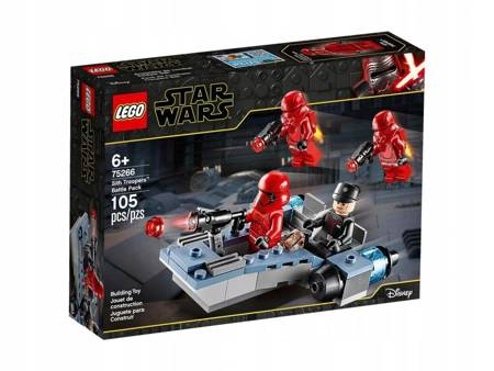 LEGO Wars 75266 Zestaw bitewny żołnierzy Sithów