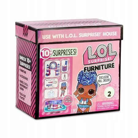 LOL SURPRISE Furniture - S2 - BACKSTAGE - 564942
