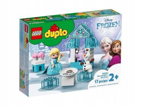 Lego DUPLO Princess herbatka u Elsy i Olafa 10920