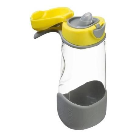 Sportowa butelka tritanowa 450 ml, Lemon Sherbet, b.box