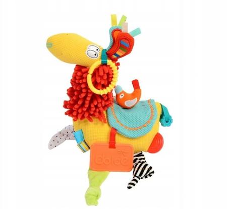 Zabawka sensoryczna Lama, Dolce